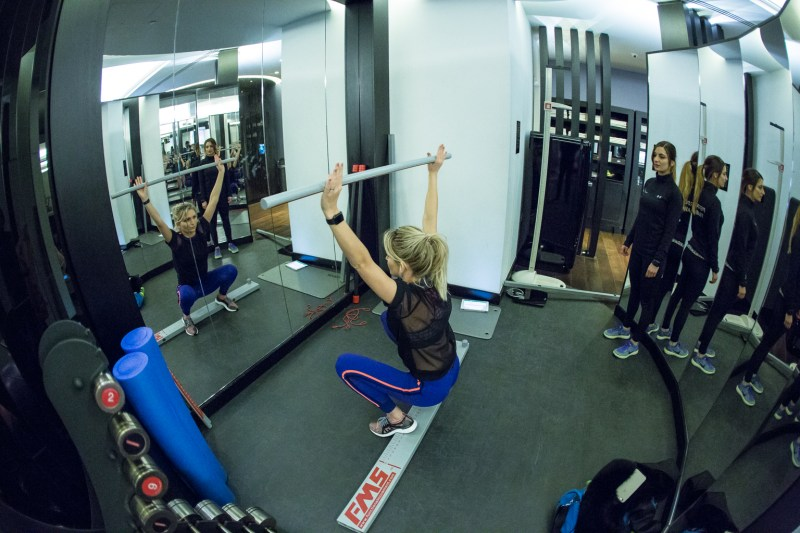 Fitness On Toast - Corinthia Hotel London Review Luxury Travel Wellness Active Escape -56