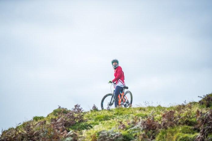 Faya - Fitness On Toast - Wales EE 4G Balloon Signal Bike Rural Apple Watch Adventure Cyclicing Downhill Mountain Bike Biking Workout Event-17