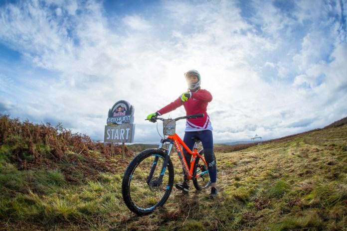 Faya - Fitness On Toast - Wales EE 4G Balloon Signal Bike Rural Apple Watch Adventure Cyclicing Downhill Mountain Bike Biking Workout Event-9