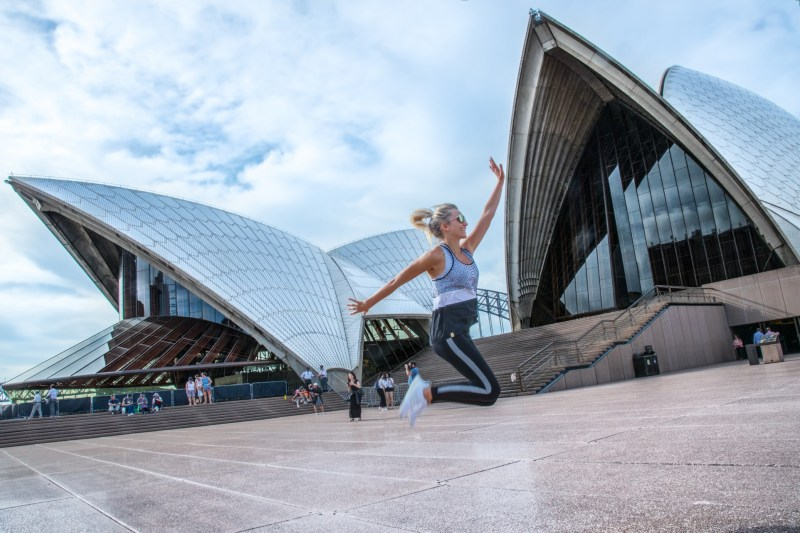 Faya Fitness On Toast Blog Girl Healthy Workout Training Sydney Australia Opera House Train Summer Strong Frame Exercise Now-9