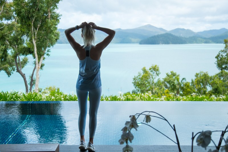 Fitness On Toast Faya Blog Girl Healthy Workout Training Active Escape Travel Australia Hamilton Island Qualia Resort Luxury Health Trip-53
