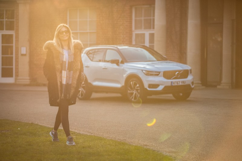 Fitness On Toast - Volvo XC40 - The Grove Event-32
