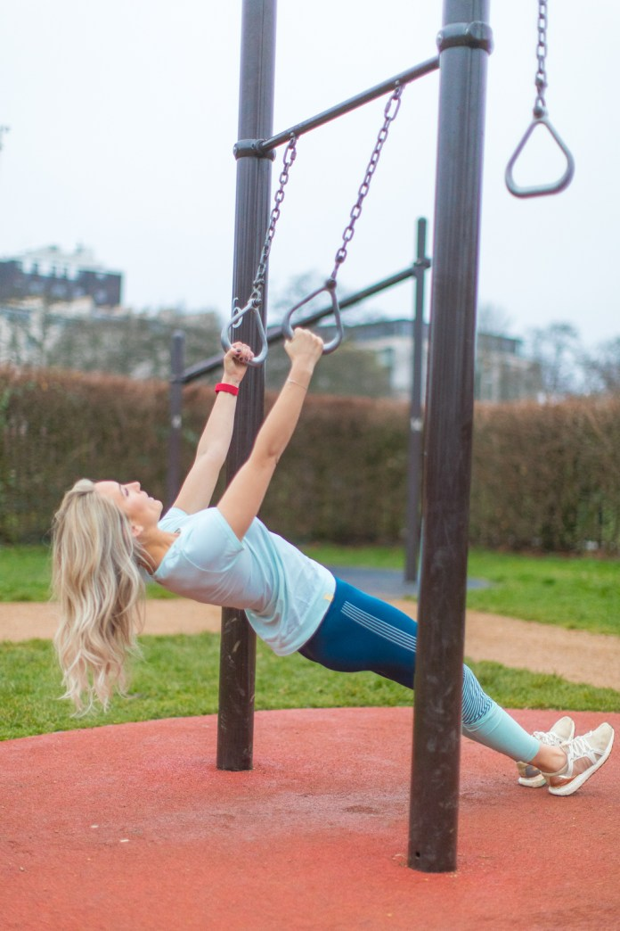 Fitness On Toast Faya Blog Training Healthy Workout Park Primrose Hill Outdoor Training New Years Resolutions Exercise Plateau New Progress Movement Workouts-7