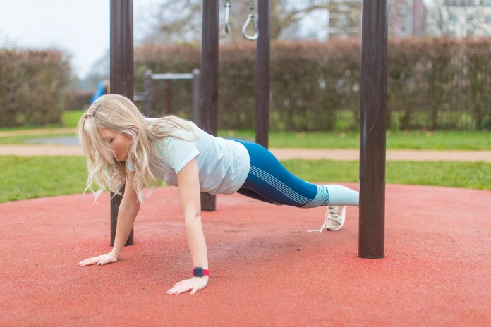 Fitness On Toast Faya Blog Training Healthy Workout Park Primrose Hill Outdoor Training New Years Resolutions Exercise Plateau New Progress Movement Workouts-8