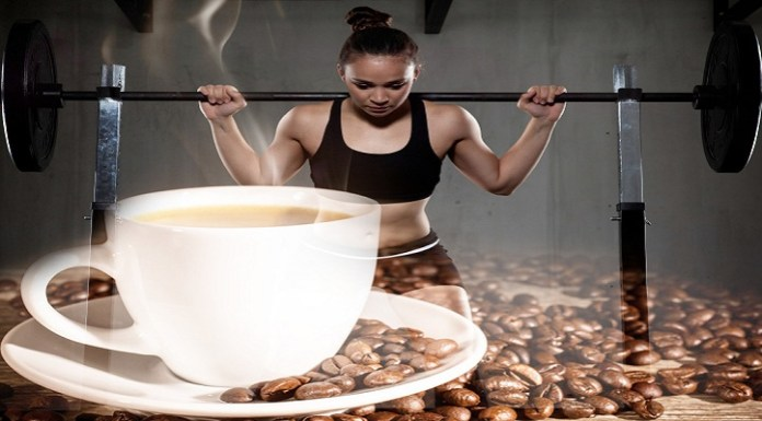 Coffee for fitness -
