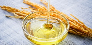 HEALTH BENEFIT OF RICE BRAN OIL