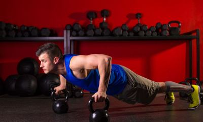 If You Can Do This Many Press-ups, You'll be surely Live Longer
