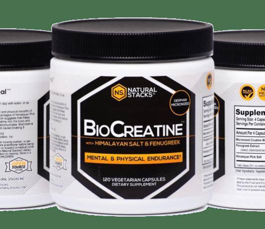 Biocreatine_male health workout supplements
