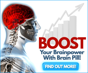 Brain Pill memory Enhancer. Mental Health