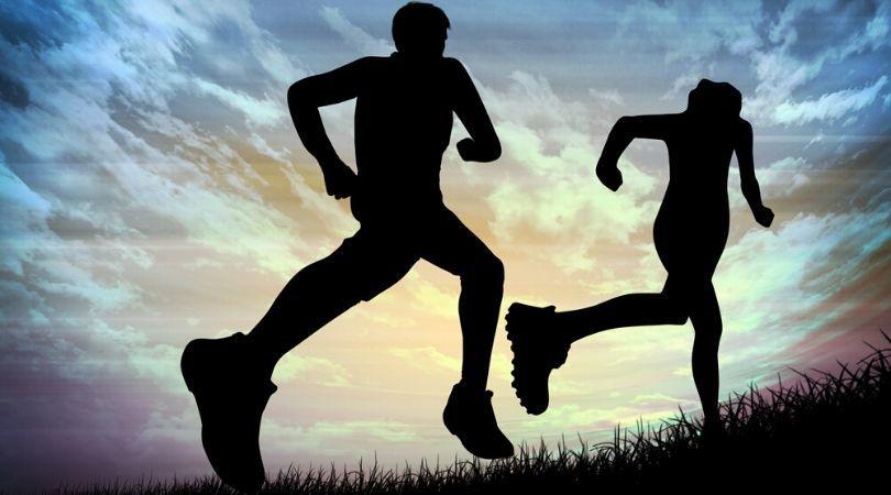 evening workout