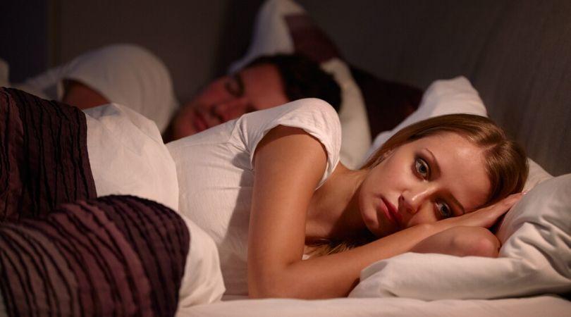 transient insomnia