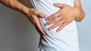 back pain - musle spasm