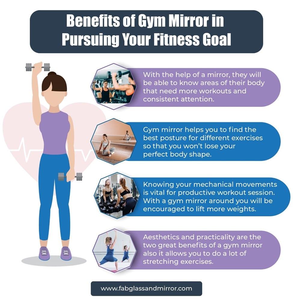 infographic - benefits of mirrors