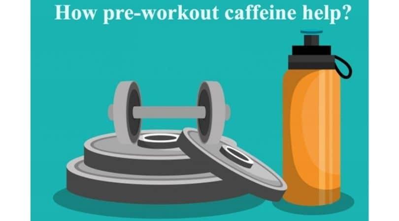 pre-workout caffeine