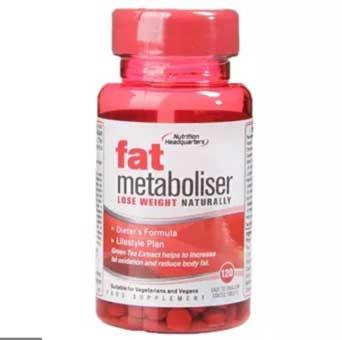Fat Metaboliser tablets