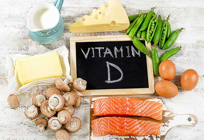 Vitamin D and what it does