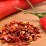 Chilli peppers fat burning