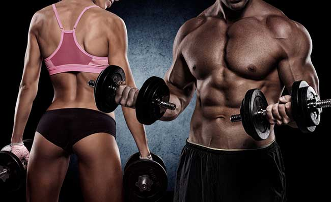 should you target size or strength when in the gym building muscle