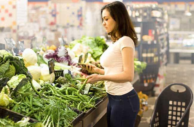 Manger pour perdre du poids - Que puis-je manger et perdre du poids?