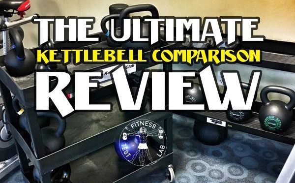 Kettlebell Reviews - The Ultimate Kettlebell Comparison Review Title - Featured Pic