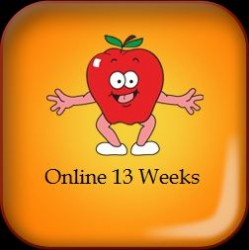 13 Week DIY Fitness Forever Program - Online