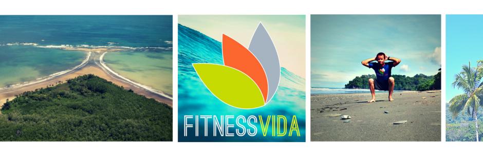 Fitness Vida Homepage