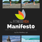 fitness vida manifesto book by fitness coach eric manthey