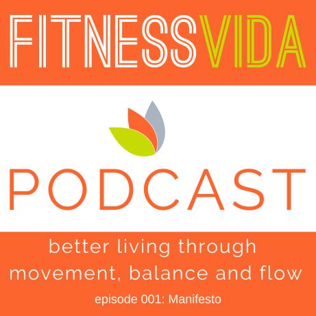 Fitness Vida Podcast Logo