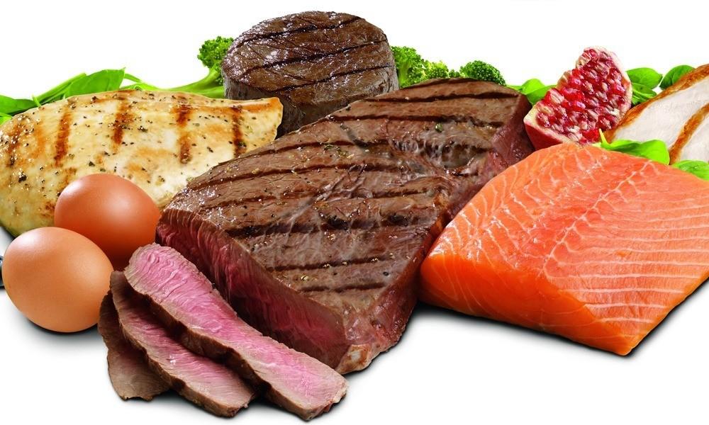 Take in plenty of lean protein