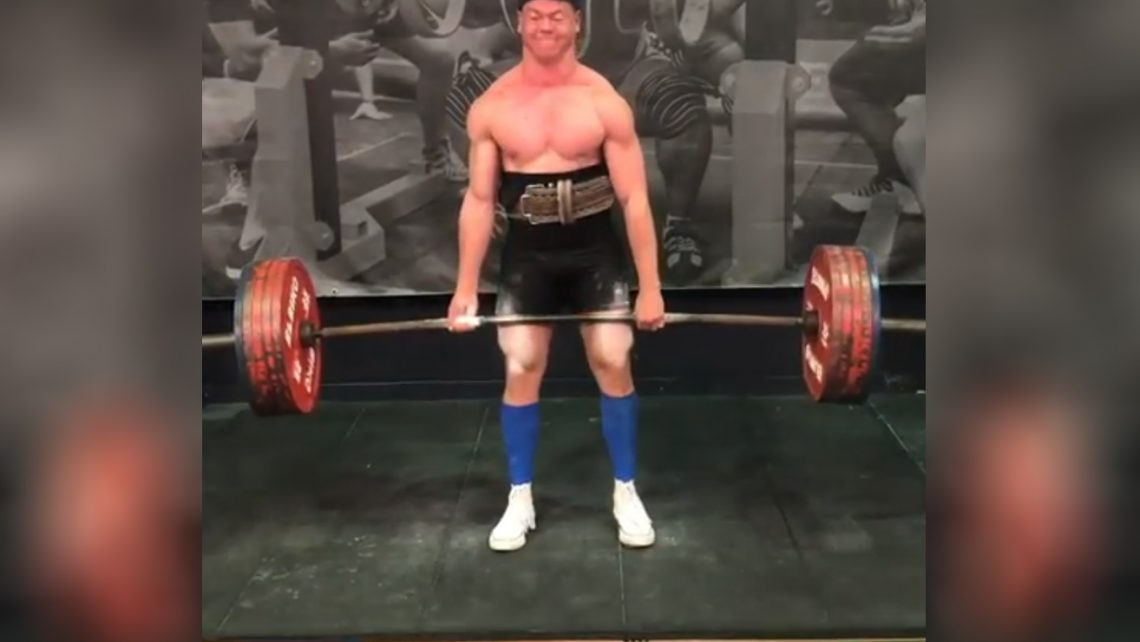 Watch: 17-12 months-Outdated Can Deadlift Over 3x His Private Physique weight