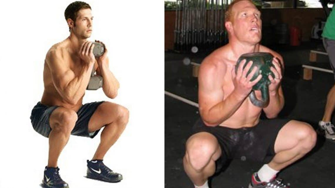 Utilize The Goblet Squat For Awesome Leg Gains