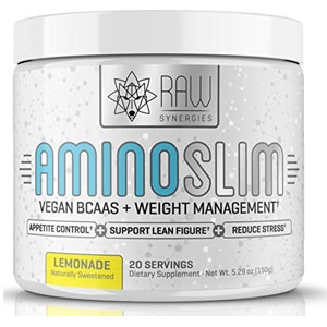 Raw Synergies Amino Slim Vegan Bcaas