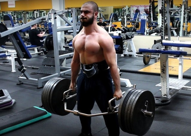 Trap Bar Deadlifts