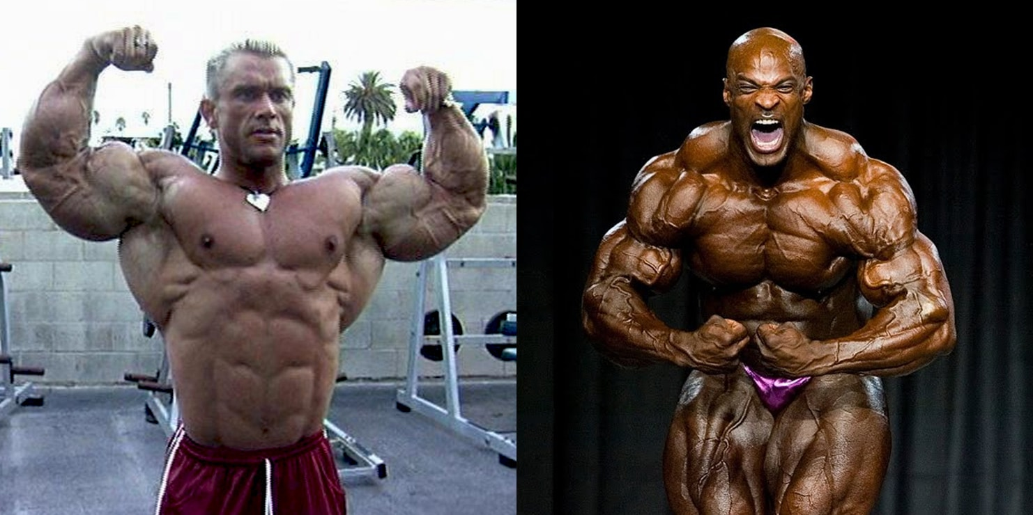 Arnold Muscle And Fitness Body