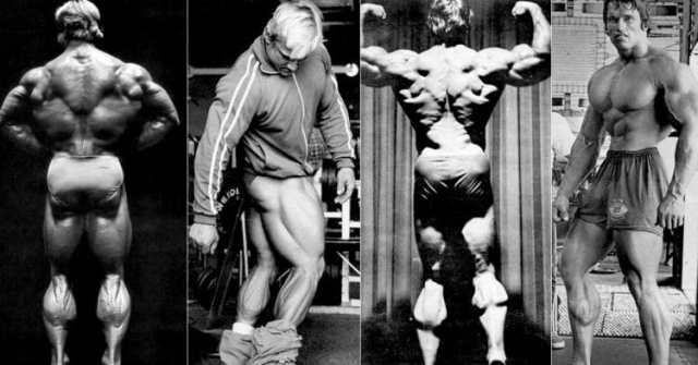 Best Old School Calf Workouts
