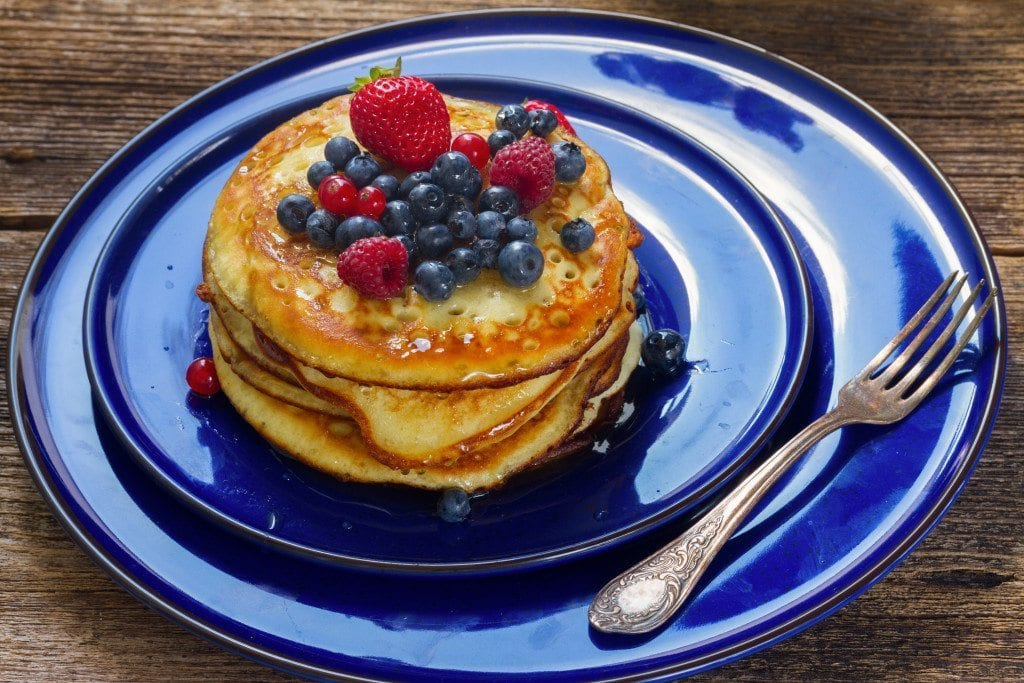 Protein pancake recipe - Fitness with PJ