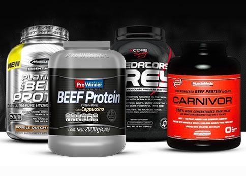 proteína de carne