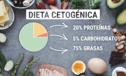 Principios básicos de la dieta cetogénica