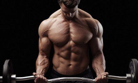 ¿Cómo ganar masa muscular?