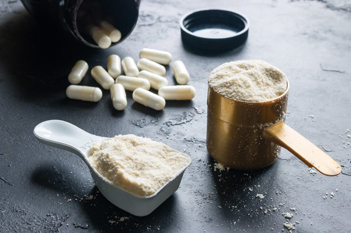 Suplementos en dieta cetogénica