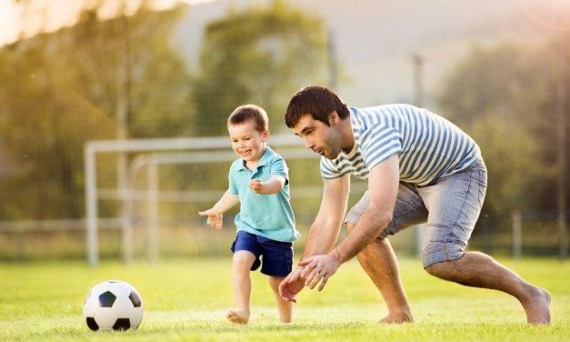 ¿A qué edad es adecuado que mi hijo Practiqué Deporte?