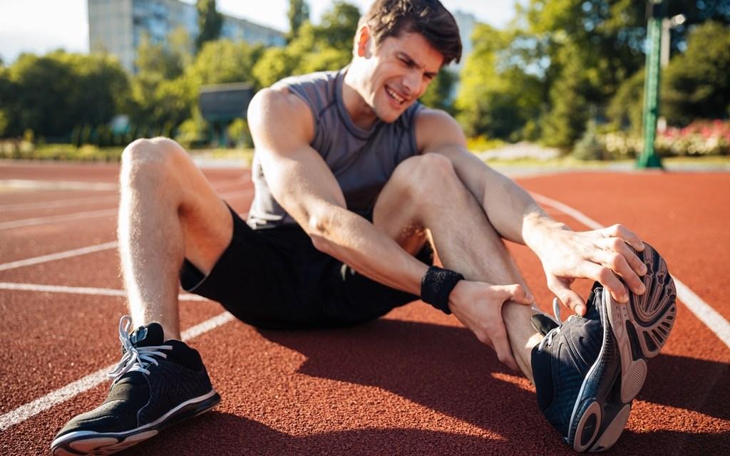 Calambres musculares en deportistas