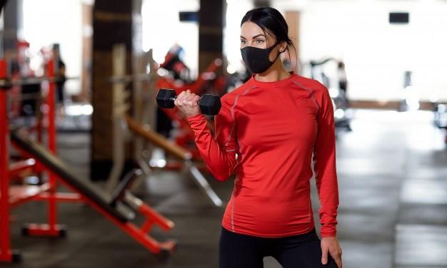 Efecto del uso de mascarilla facial durante el ejercicio