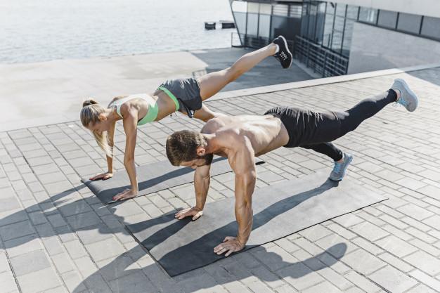 Efectos del ejercicio sobre el estado de ánimo.