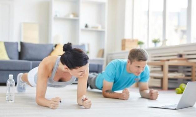 ¿Cómo llevar a acabo un mantenimiento muscular en casa?