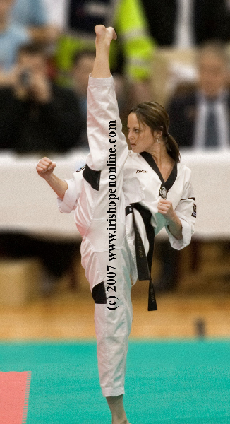 Guinness World Record Kicker And Martial Arts Expert Chlo