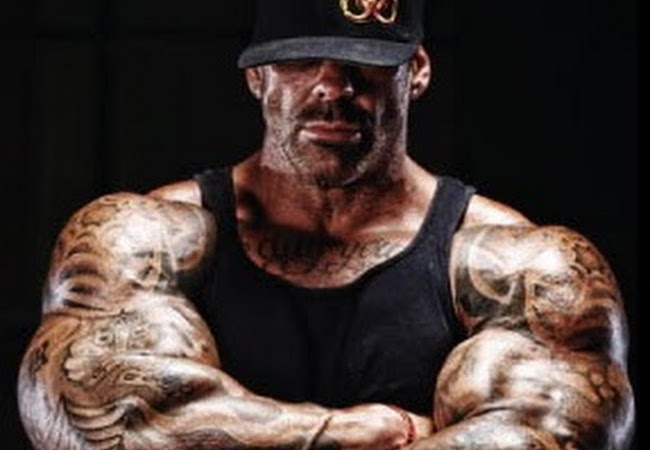 Rich Piana Talks Some Truth About Steroids And Death