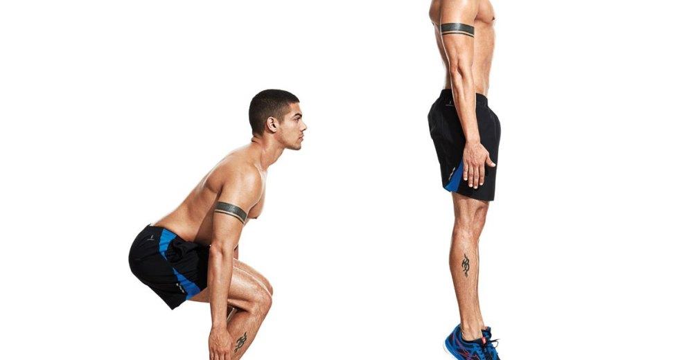 partial squats for sprinters