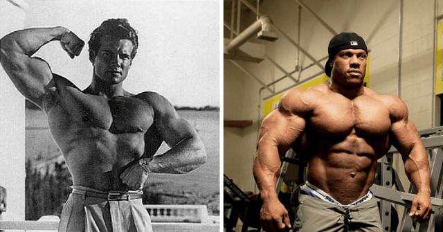natural vs enhanced lifters