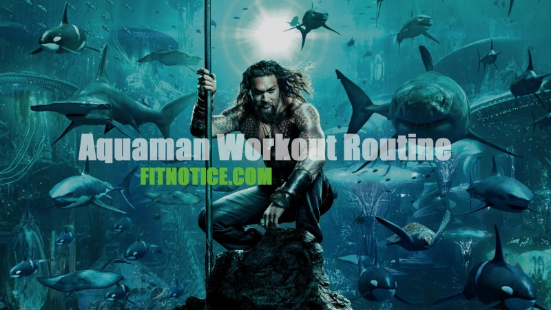 aquaman workout routine